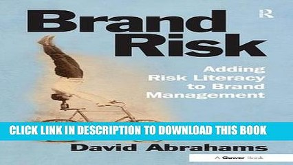 Collection Book Brand Risk: Adding Risk Literacy to Brand Management