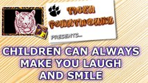 Children can always make you laugh and smile - Funny and cute kid & toddler compilation