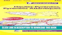 [PDF] Michelin FRANCE Hautes-Pyrenees, Pyrenees Atlantiques Map 342 Full Online