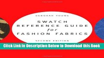 [Best] Swatch Reference Guide for Fashion Fabrics Free Books