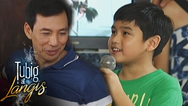 Tubig at Langis: Mico's touching birthday message