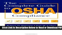 [Get] The Complete Guide to OSHA Compliance Popular Online