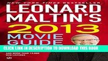 [PDF] Leonard Maltin s 2013 Movie Guide: The Modern Era (Leonard Maltin s Movie Guide (Mass