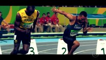 Rio 2016™ Usain Bolt To The Bob Marley Sound - Usain Bolt Ao Som de Bob Marley [HD]