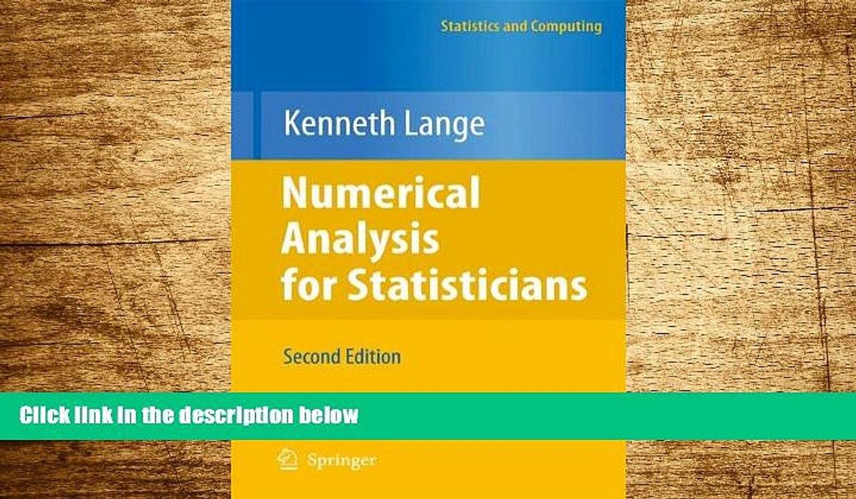 Look around you. Statistics are everywhere.