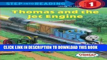 New Book Thomas and Friends: Thomas and the Jet Engine (Thomas   Friends) (Step into Reading)