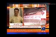 Geo New- Ayaz Latif Palijo Expose MQM Farooqe Sattar Altaf Hussain Drama with Talat Hussain - 26 August 2016