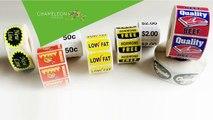 Labels & Food Label Printing Services - Chameleon Print Group - Australia