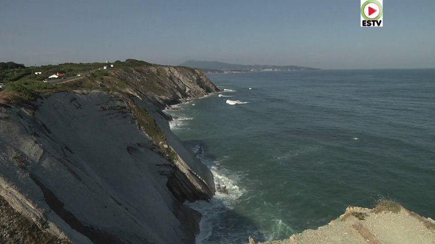 Hendaye: La Corniche Basque - Euskadi Surf TV