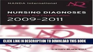 [PDF] Nursing Diagnoses 2009-2011: Definitions and Classification (NANDA Nursing Diagnoses)