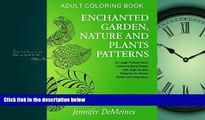 Online eBook Nature Patterns: 30 Large Format Design Patterns for Stress Relief and Relaxation