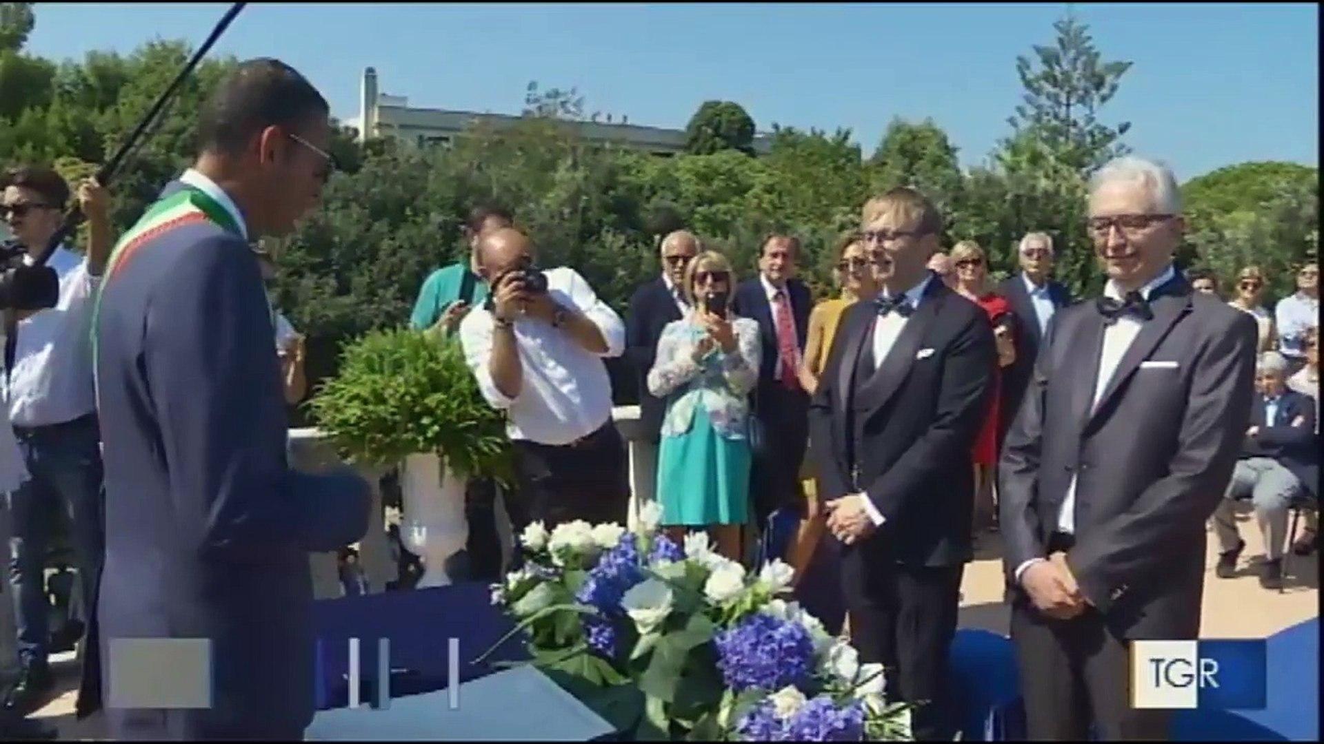 Trani: celebrata la prima unione civile della BAT tra Nunzio Liso e Nicola Giuliani