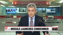 UN Security Council issues press statement condemning N. Korea's SLBM launch