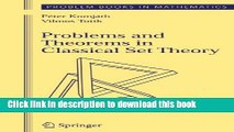 PDF The USSR Olympiad Problem Book Selected Problems and