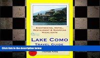READ book  Lake Como, Italy Travel Guide: Sightseeing, Hotel, Restaurant   Shopping Highlights
