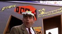 Rowan Atkinson As A Mr. Bean Act II (From Bean) (1997)