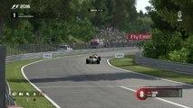 Qualifying GP Belgium Formula 1   Clasificación GP Bégica Formula 1   F1 2016 Gameplay