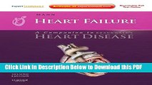 [PDF] Heart Failure: A Companion to Braunwald s Heart Disease: Expert Consult - Online and Print,