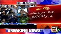 Sarfaraz Ahmed becomes first Pakistani wicketkeeper to score ODI century in England