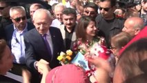 Çorum CHP Lideri Kılıçdaroğlu Şeker Fabrikasını Ziyaret Etti