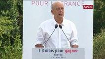 """Alain Juppé : """"Aujourd""""hui, je suis prêt. Je suis décidé à gagner les primaires"""""""