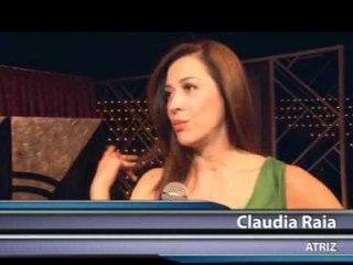 Claudia Raia estrela musical 'Cabaret'