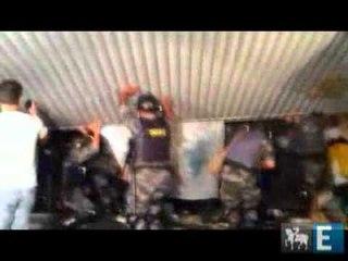 USP: Invasores da Reitoria são surpreendidos enquanto dormiam pela PM