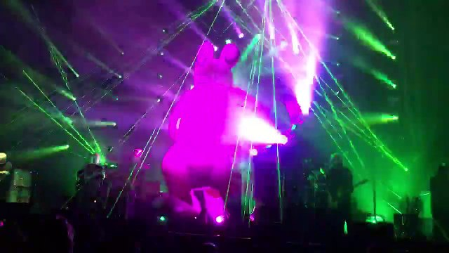 Australian Pink Floyd performing at Hard Rock Live