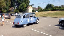 3e Rando auto rétro en Haute-Somme (80)