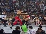 Chris Benoit and Steve McMichael vs Jeff Jarrett and Chavo Guerrero, WCW Monday Nitro 10.02.1997