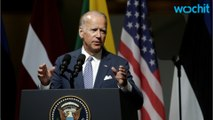 Joe Biden Drops Ghostbusters Reference While Talking Foreign Policy