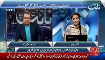 Rauf Klasra criticizing Judiciary and Govt over non implementation of orders against MQM goons