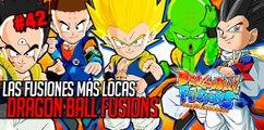 DBZ #43: Las fusiones más locas de Dragon Ball Fusions