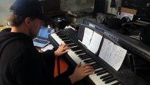 Craig Mack Flava in Ya Ear Piano Cover Notorious B.I.G. LL Cool J Busta Rhymes Rampage