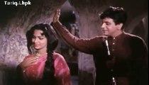 Dilruba maine tere pyar mein kya kya na kiya dil diya dard liya =1966