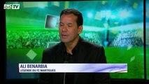 """Benarbia : """"Mr Aulas, ne pensez pas à l'argent du PSG si vous n'avez pas les capacités de battre un promu !"""""""