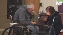 Couple got separated in different nursing home after being married for 62 years