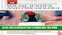 [PDF] The Praeger Handbook of Social Justice and Psychology [3 volumes] Popular Online