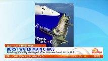 Engine explosion forces flight to make emergency landing, Southwest Airlines