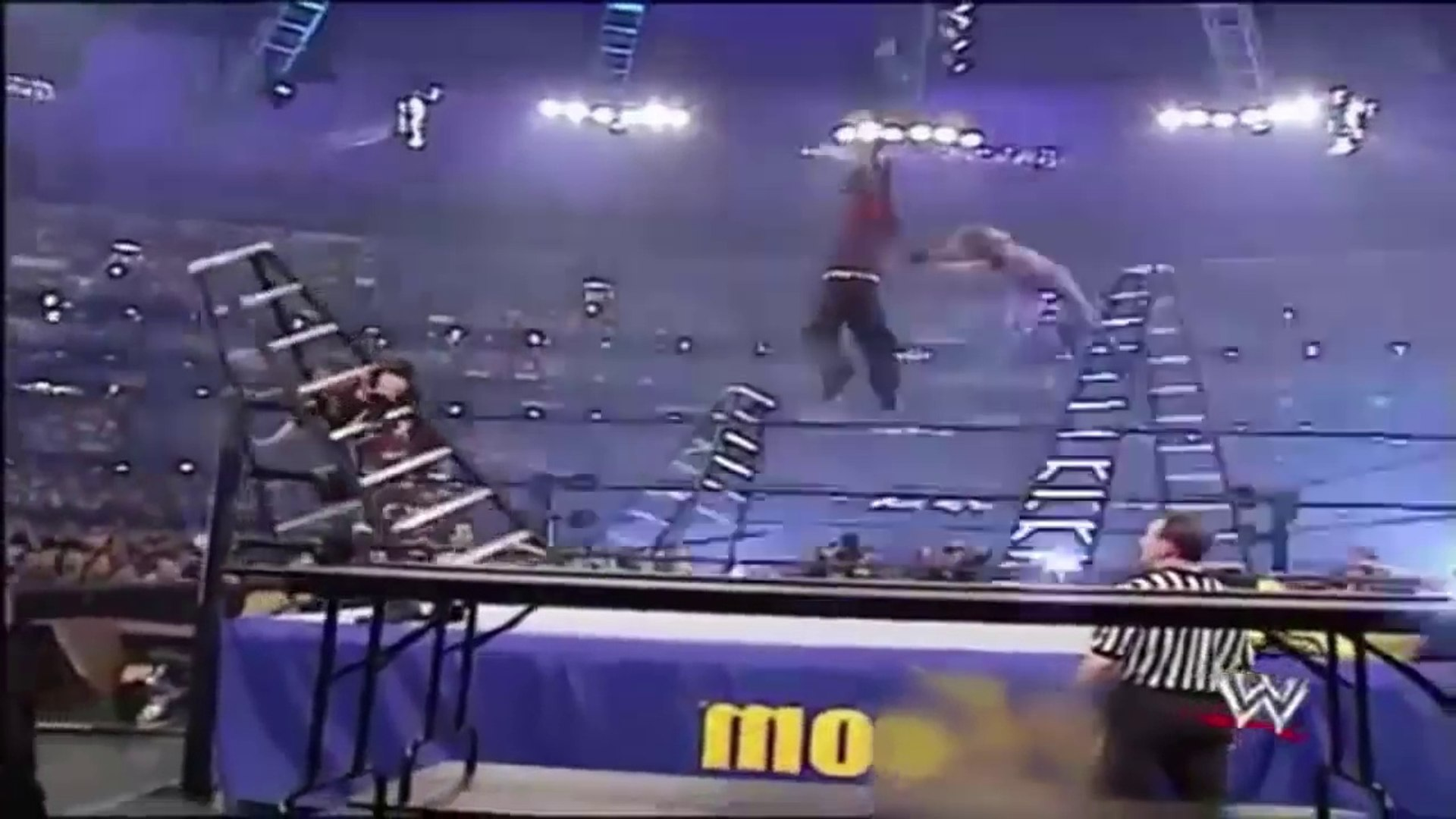 WWE Top 100 Hilariously OMG Moments Of WWE History - Part 1