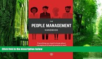 Big Deals  People Management: Everything you need to know about managing and leading people at
