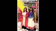 Radhika's Daughter Rayane And Abhimanyu Mithun Sangeet Ceremony-Trendviralvideos