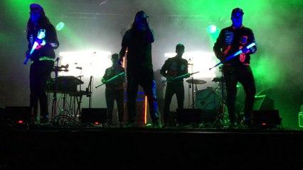 Black Bones en concert au Cabaret Vert