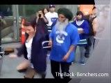 Punjabi Tharki BABA dance with Gori (hot Chick)