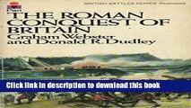 Download Roman Conquest of Britain (British Battles)  PDF Online