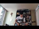 Sum41 - over my head (guitar cover / lyrics ) 기타커버 자막