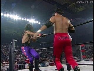 Billy Kidman vs Juventud Guerrera, WCW Monday Nitro 26.08.1996