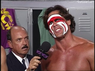 Sting and Lex Luger promo, WCW Monday Nitro 26.08.1996