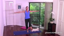Thigh Slimming, Inner Thighs, Pilates  Full Length Leg Slimming Routine No Squats Or Lunges