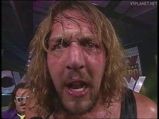 Giant interview, WCW Monday Nitro 26.08.1996